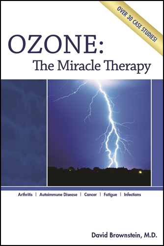 Book Review Ozone The Miracle Therapy Samaritan